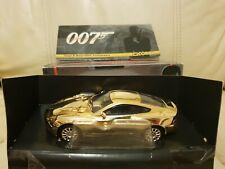 James Bond Corgi 40th Anniversary  Aston Martin Vanquish Die Another Day Mint