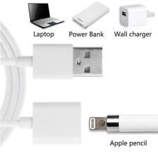 Adaptador Cargador de 100CM Cable USB a Hembra para Apple iPad Pro Pencil
