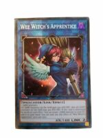 Wee Witch's Apprentice - CYHO-EN049 - Super Rare - 1st Edition - Yugioh