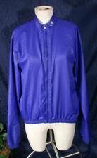 Handsome Dark Blue CANARI Long Sleeve Cycling Jacket Sz S