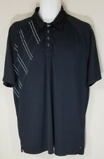 HOLLAS POLO SHIRT.  EXTRA LARGE.  NYLON, POLYESTER.  GUC.  118