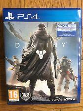 Destiny (non scellé) - PS4 sortie au R. - U. Neuf!