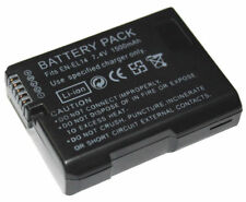 EN-EL14a EN-EL14 Lithium Ion Battery Packs for Nikon D3400 D3300 D3200 D3100 Df