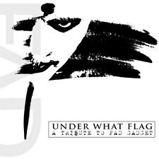 UNDER WHAT FLAG - A Tribute To FAD GADGET CD Electronic Industrial Goth