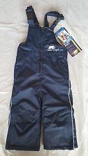 IMPIDIMPI Infant Snow Ski pants TECHTEX Sz 74/80 6-12 Mos Blue CH