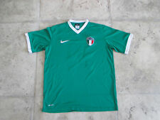 VINTAGE NIKE MEXICO NATIONAL TEAM CHICHARITO #14 LARGE SEWN GREEN JERSEY