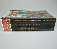 Set of 8- Ultimate X-Men Series By Mark Millar And Others Vol 1, 3-9- NEAR MINT!
