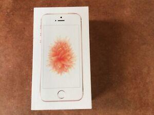 Apple iPhone SE 1. Generation 32 GB, rose-gold, mit Zubehörpaket Schutzhüllen !!