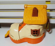MATCHBOX SHOE HOUSE STORAGE CONTAINER TOY 28CM LONG  28 CM HIGH