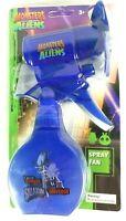 Monsters vs Aliens Gallaxhar NEW Spray Fan Blue Toy Quest 2009 Movie