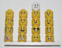 Lego ® Minifig Tête Visage 71021 Series 18 Collector Choose Head NEW