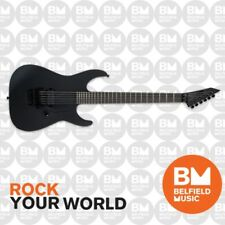 ESP LTD M-BLACK METAL Electric Guitar BLK Satin w/ Floyd Rose - LM-1000BCBLKS