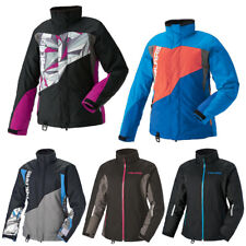 Polaris OEM Womens Stylish Insulated Durable Diva Jacket Snowmobile DWR