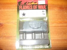 Flames of War Russian SU885 Kapitan Dmitriy Loza with 76mm Sherman Tank