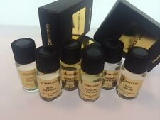 TOM FORD Private Blend Essentials lot Oud Wood, Tobacco Vanille, Tuscan Leather-