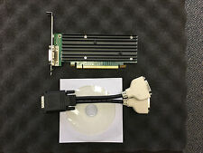 DELL NVIDIA Quadro NVS 290 256MB DMS-59 to Dual DVI Cable TW212