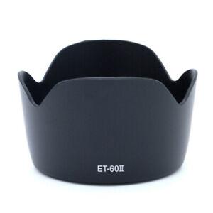 ET-60II Lens Hood For EF 75-300mm F/4-5.6 III EF-S 55-250mm F/4-5.6^lk
