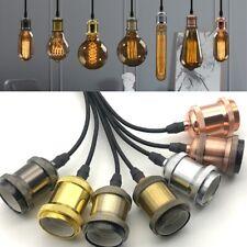6x Lampen Fassung E27 Vintage La...