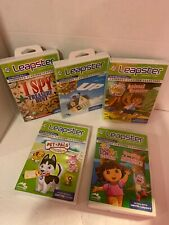 Leap Frog, Expanded Play For Leapster 2 (Set Of 5)