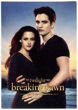 Edward / Bella #1  Twilight Breaking Dawn Part 2 Neca 2012 Trade Card (C1650)