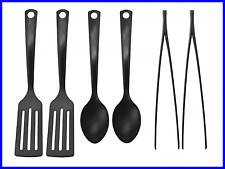 NEW 6pcs Kitchen Utensil Set - Gentle to Pots and Pans with Non-Stick Coating