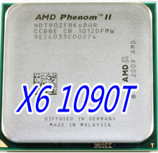 AMD Phenom II X6 1090T 3.2GHz Six Core (HDT90ZFBGRBOX) Processor