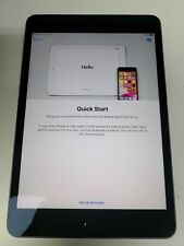 Apple iPad Mini(5th Generation) 64GB,Wi-Fi + 4G (Unlocked) Good Condition-HY008