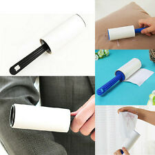 Home Sheet Pet Hair Dust Remover Clothes Cleaning Lint Roller Brand New Top Sale