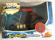 "AVATAR THE LAST AIRBENDER 10"" AIR ATTACK BATTLE GLIDER VEHICLE NICKELODEON NEW"