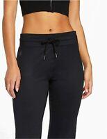 Brand - AURIQUE Women's Yoga Pants, Black, Size Medium RjaD