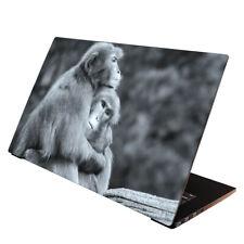 Portátil Lámina Pegatina Película Protectora Para Piel Funda Monos 13-17 Pulgada
