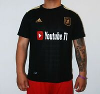 LAFC GALAXY soccer Jersey CARLOS VELA Size S M L