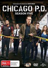 Chicago PD Season 5 Box Set DVD Region 4 NEW