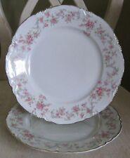 2 Lorenz Hutschenreuther Germany Richelieu Dinner Plates/s #7658