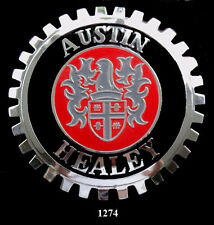 CAR GRILLE EMBLEM BADGES - AUSTIN HEALY