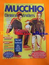 Rivista MUCCHIO SELVAGGIO 259/1997 Chemical brothers Radiohead Fiona Apple No cd
