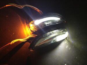 MIT TOYOTA VENZA 2013 LED door mirror turn signal courtesy light pilot lamp