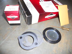 Briggs & Stratton OEM 394698- KIT-CARB OVERHAUL- NEW IN BOX!