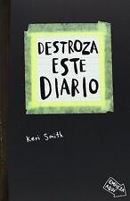 Destroza Este Diario. Libros Singulares. Divertido Autoayuda Literatura Agenda