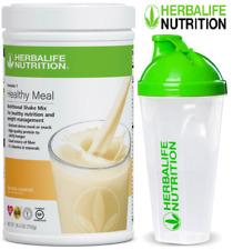 Herbalife Formula 1 Healthy Meal Nutritional Shake Mix Banana Caramel & CUP