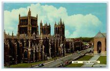 Postcard Bristol Cathedral Somerset