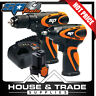 SP Tools Cordless Impact Driver & Driver Drill Combo Kit 2 Piece 12v SP82143