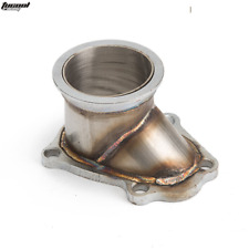 "TD04 5 Bolt Turbo Downpipe Flange to 3"" V Band Conversion Adaptor For Subaru WRX"