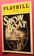 Show Boat - Playbill - Forrest Theatre 1997