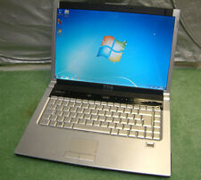 "Dell XPS M1530 15.4"" Laptop / Notebook Core 2Duo 2.1GHz CPU 3GB RAM 230GB HDD"