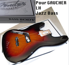 NEW BODY FENDER american JAZZ BASS LH - 0998027700 sunburst - pour gaucher - USA