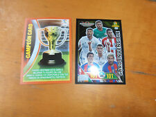 #217-234 Real Madrid CF Panini Adrenalyn XL Liga 2015//2016Cromo//Card