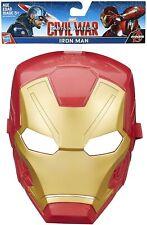 Marvel Captain America: Civil War Iron Man Mask Kids Dress Up
