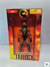 90's Mortal Kombat Trilogy Jade Toy Island Factory Sealed New