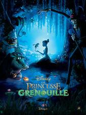 LA PRINCESSE ET LA GRENOUILLE Affiche Cinéma 160x120 Movie Poster DISNEY